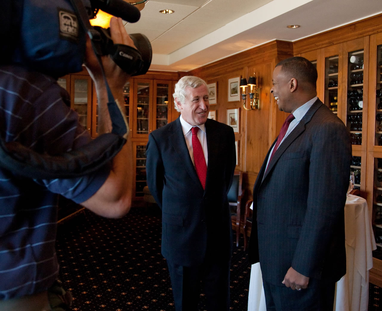 French Ambassador Pierre Vimont, Mayor Foxx at Charlotte City Club - Ginger Wagoner, Photographer, Photosynthesis