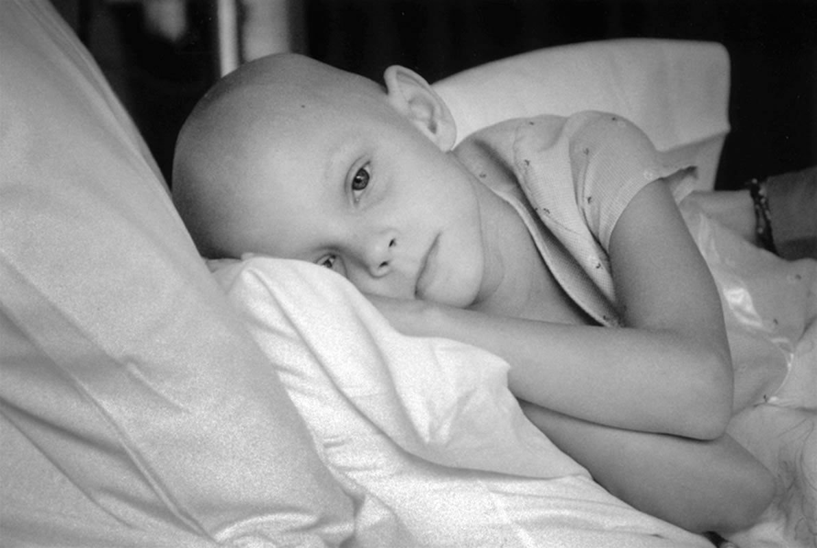 Young cancer patient in NC hospital - Ginger Wagoner, Photographer, Photosynthesis